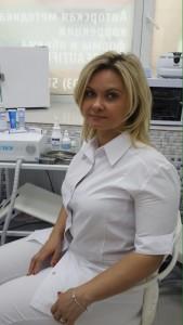 Жанна Лесникова
