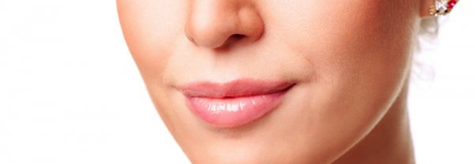 How can you get rid of lines above your upper lip?