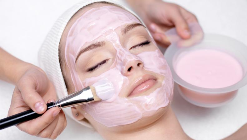 Facial Peeling